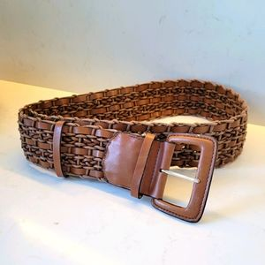 The Limited - Tan Leather Belt